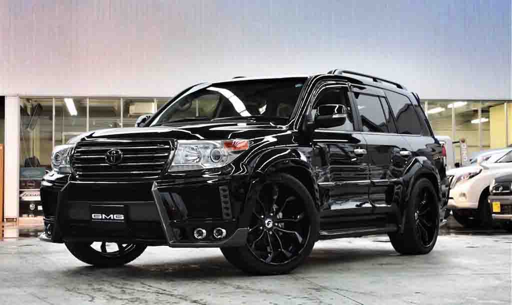2017 Toyota Land Cruiser Prado Diesel Redesign Cars News