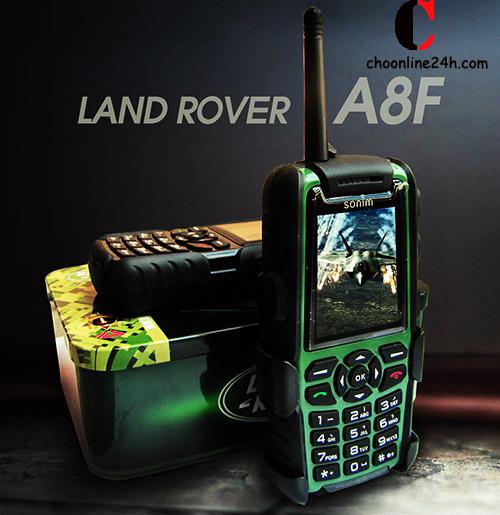 Land Rover A8F