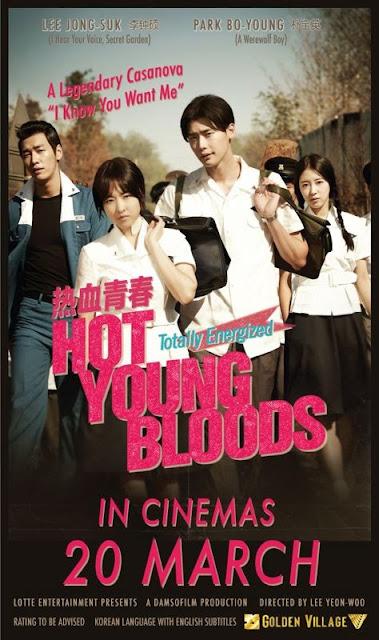 Tuổi Trẻ Sục Sôi (thuyết minh) - Hot Young Bloods