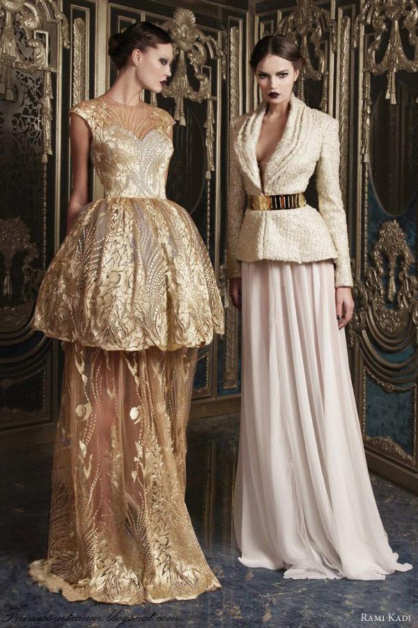 "Rami Kadi Herbst/Winter 2012-2013 couture Kollektion"" /></a></div> <br /> <div class="