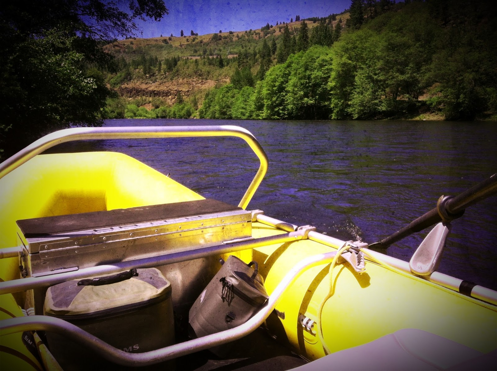 Gorge fly shop blog fly fishing report for Klickitat river fishing report