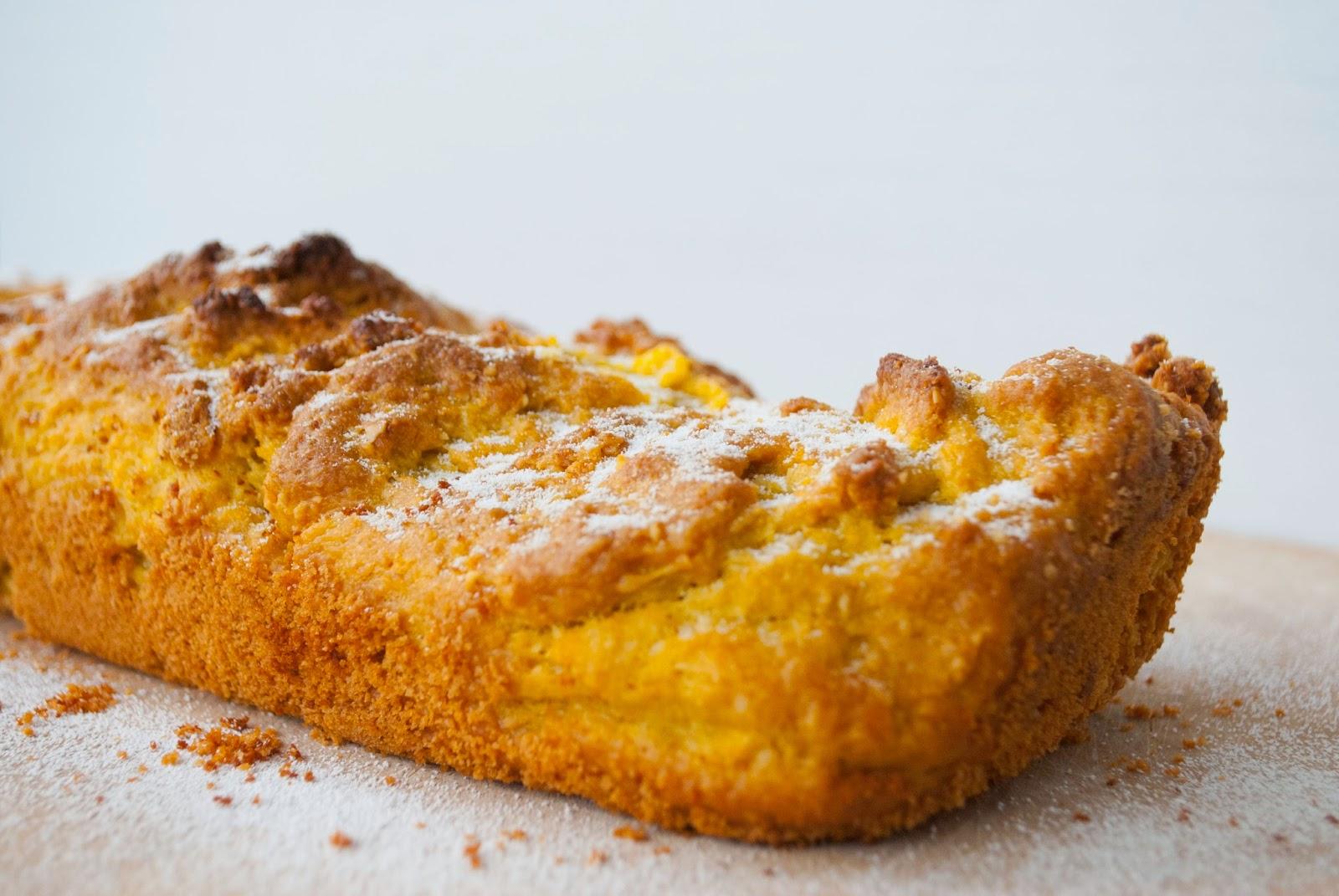 veganer Karottenkuchen Vegan vegetarisch Kuchen Stevia gesund healthy