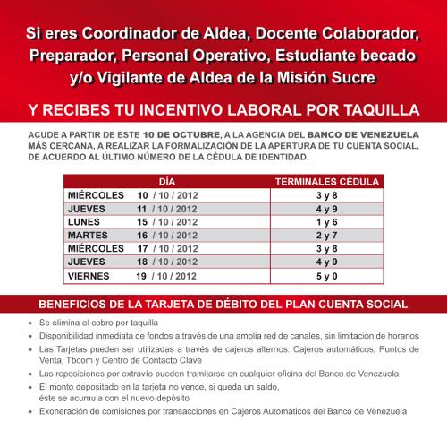 Consulta saldo de cuenta en el banco de como consultar for Banco de venezuela consulta de saldo
