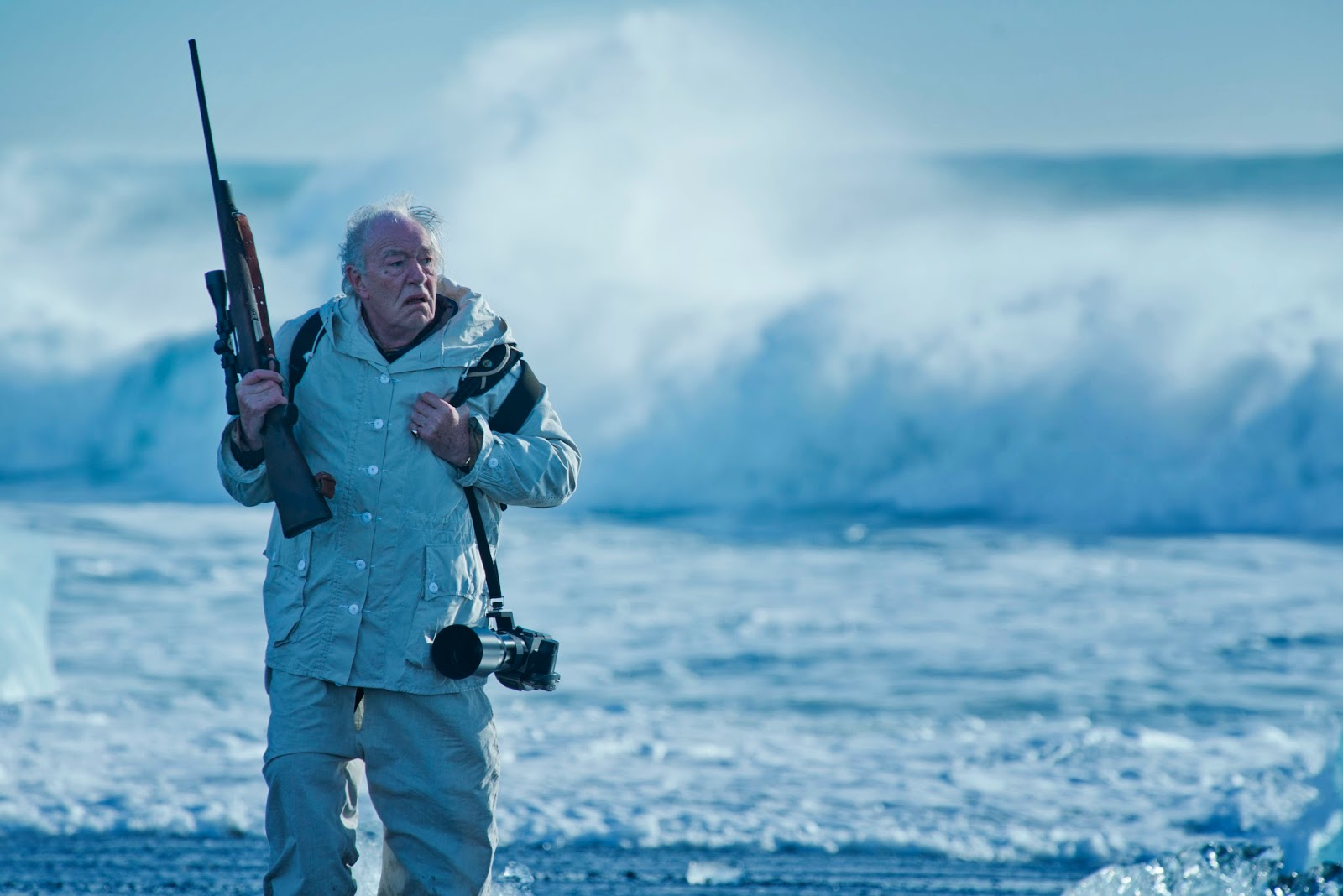 Michael Gambon as Henry Tyson in Fortitude