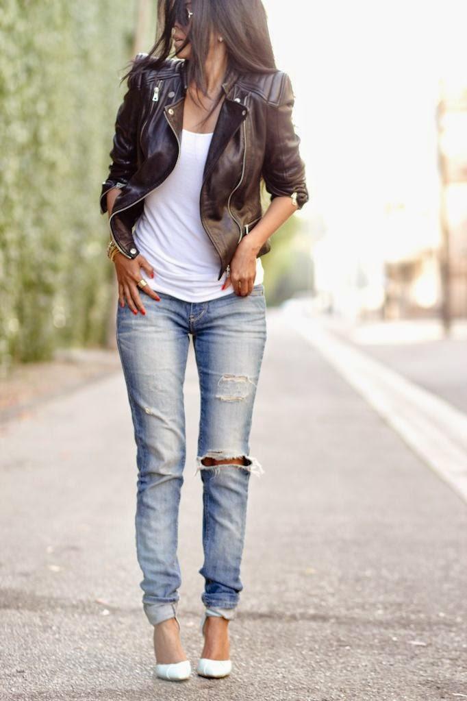 el par de Jeans Perfecto