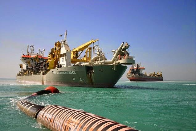 Paradeep Port in Orissa