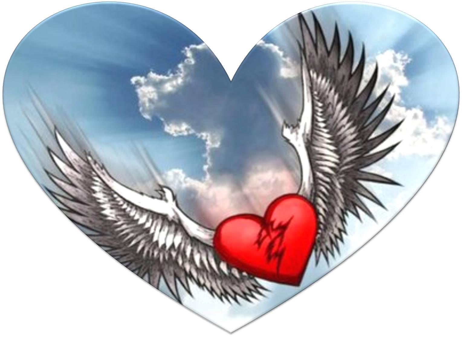 imagenes de corazones con brillos y animados de amor para