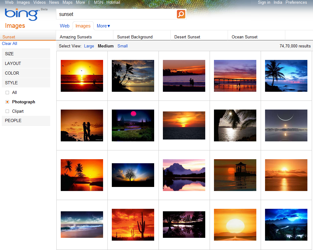 How to Do an Image Search on Bing: 6 Steps (with Pictures)