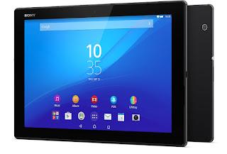 Harga dan Spesifikasi Sony Xperia Z4 Tablet Terbaru