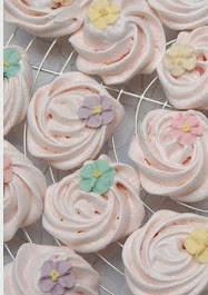 "My Meringue Rosettes Recipe was mentioned on ""One Fab Day"""