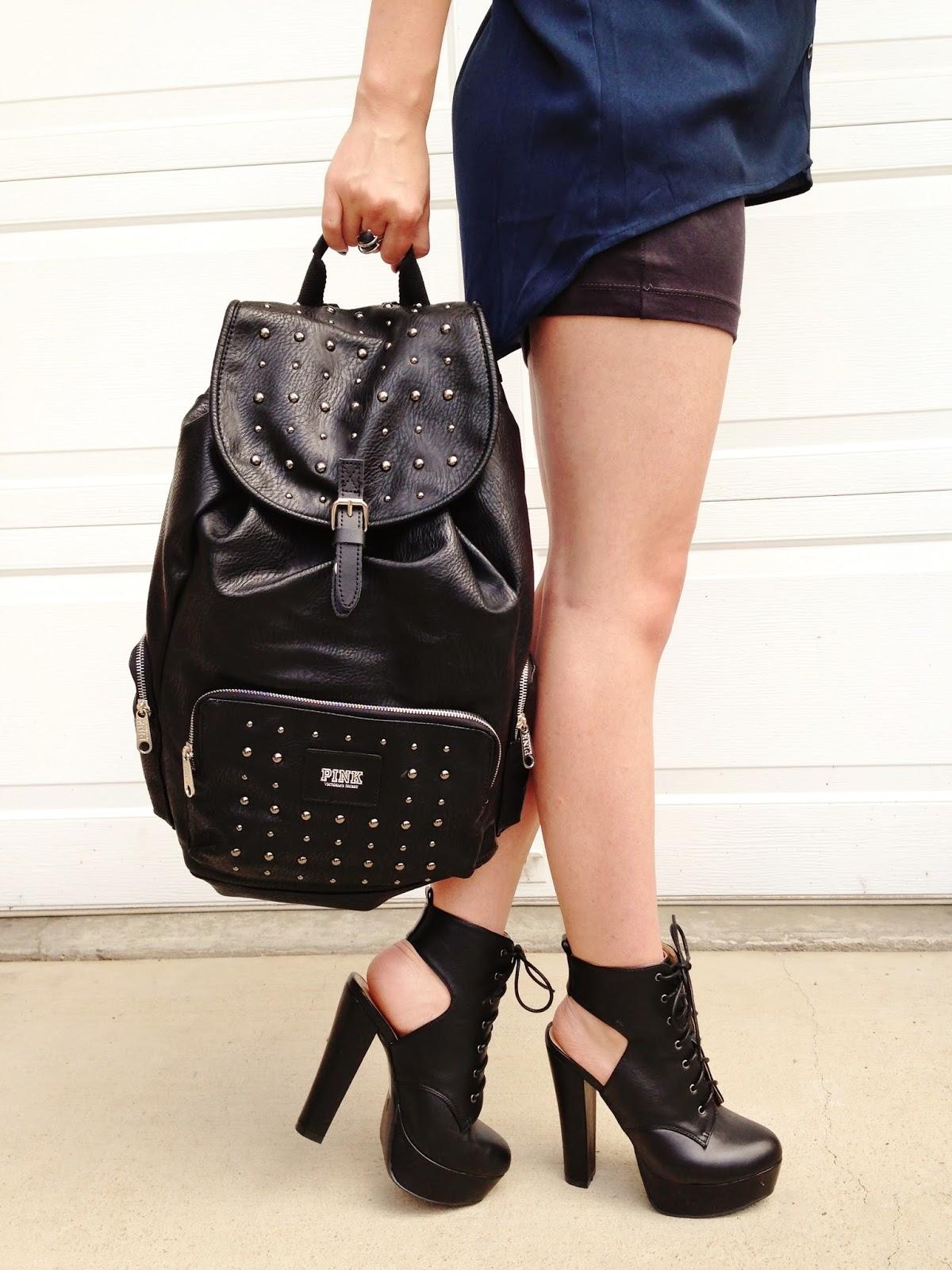 Black mini skirt outfit ideas