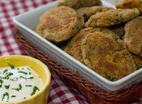 Nuggets de Grão-de-Bico e Legumes (vegana)