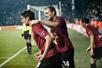 FC Copenhagen 1 - 2 Hannover (1)