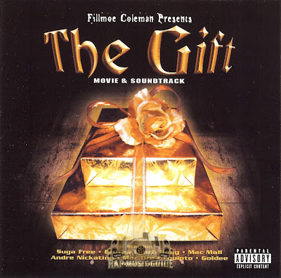 OST – Fillmoe Coleman Presents: The Gift (CD) (2005) (FLAC + 320 kbps)