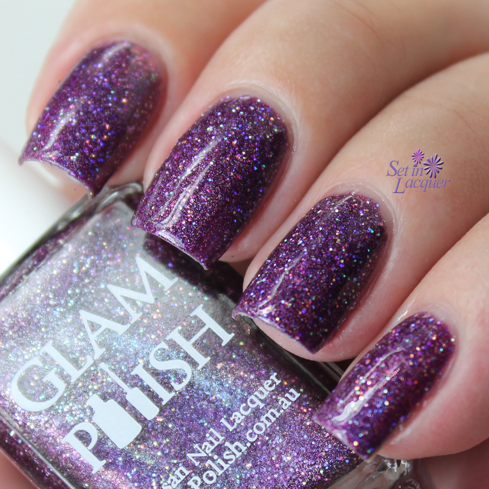Glam Polish KRUNCH!