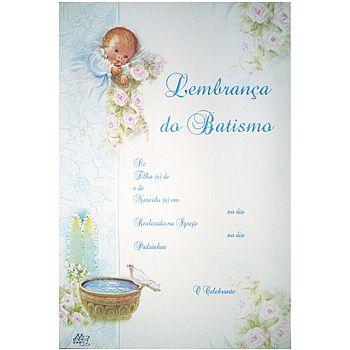 Download Manú Artes Gráficas: Certificados de batismo