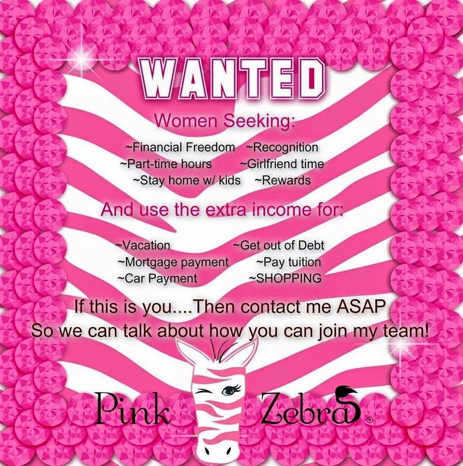 Pink Zebra Consultant Colorado Image Pic