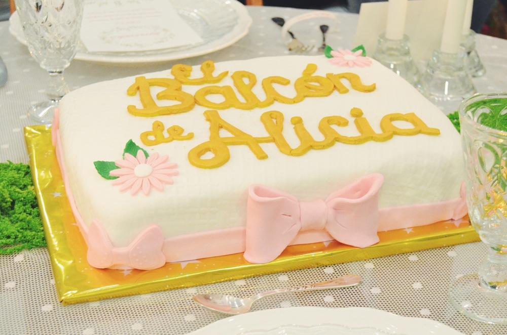 Presentación El Balcón de Alicia Wedding Planners Zaragoza