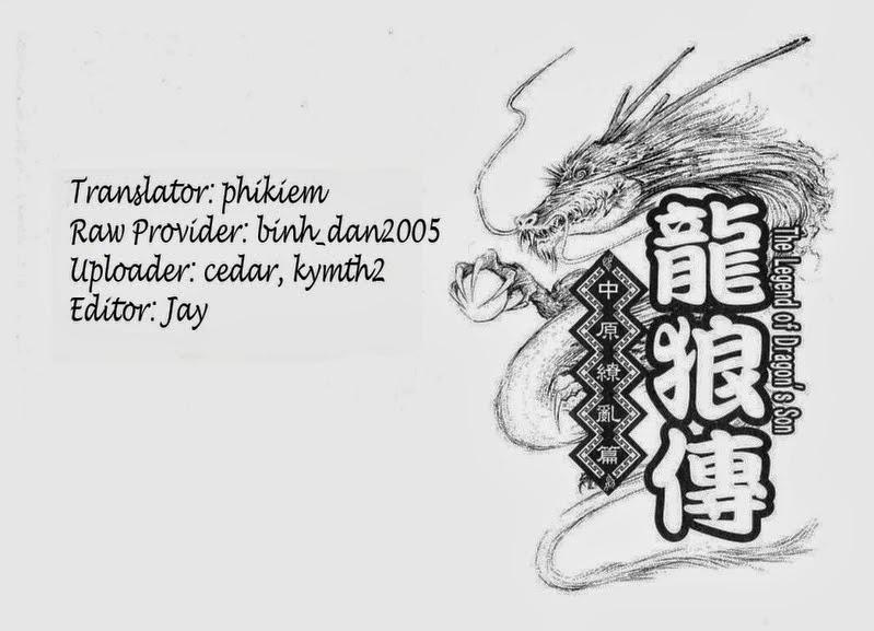 Chú Bé Rồng - Ryuuroden chap 130 - Trang 47