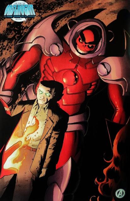 Uncanny Avengers # 4 - Rick Remender John Cassaday