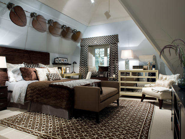 By Candice Olson Master Bedroom