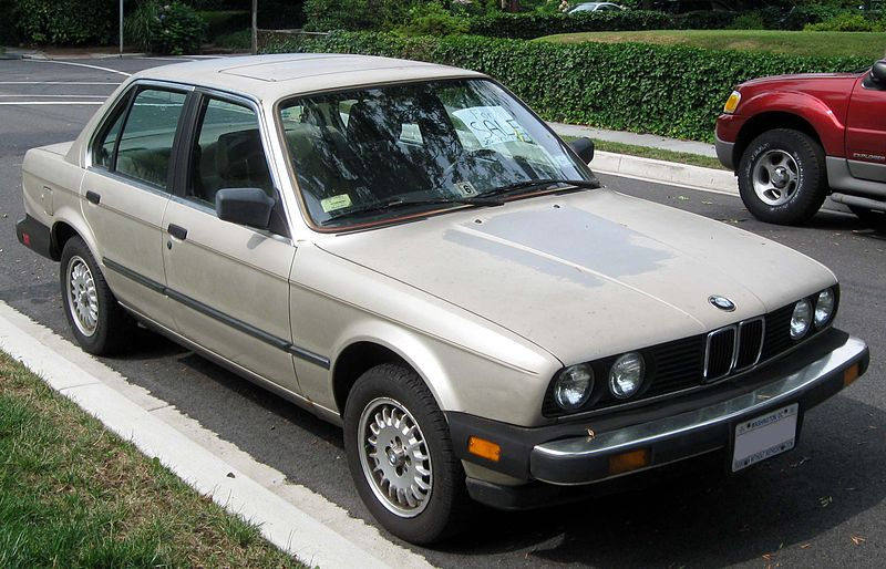 Worksheet. Automotive Database BMW 3 Series E30