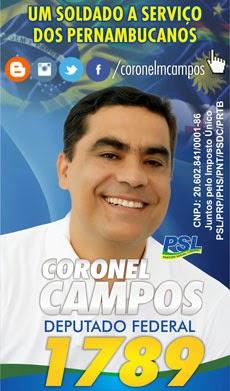 CLIQUE E ACESSE - BLOG DO CORONEL CAMPOS