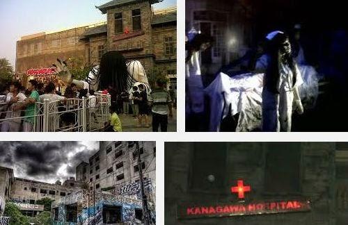 rumah hantu kanagawa hospital