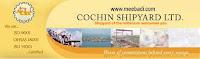 Cochin Shipyard Ltd Recruitment 2013