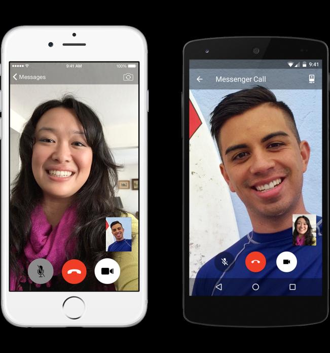 Facebook Messenger από σήμερα με κλήσεις βίντεο και στην Ελλάδα