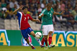 México vs Costa Rica en Cuartos de Final, Copa de Oro 2015