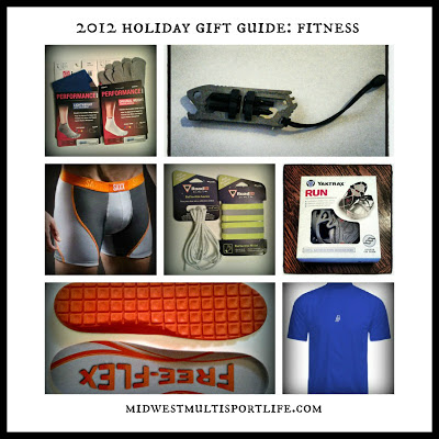 2012 Holiday Gift Guide: Fitness