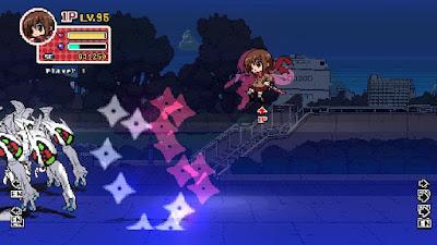 Phantom Breaker Battle Grounds Gameplay
