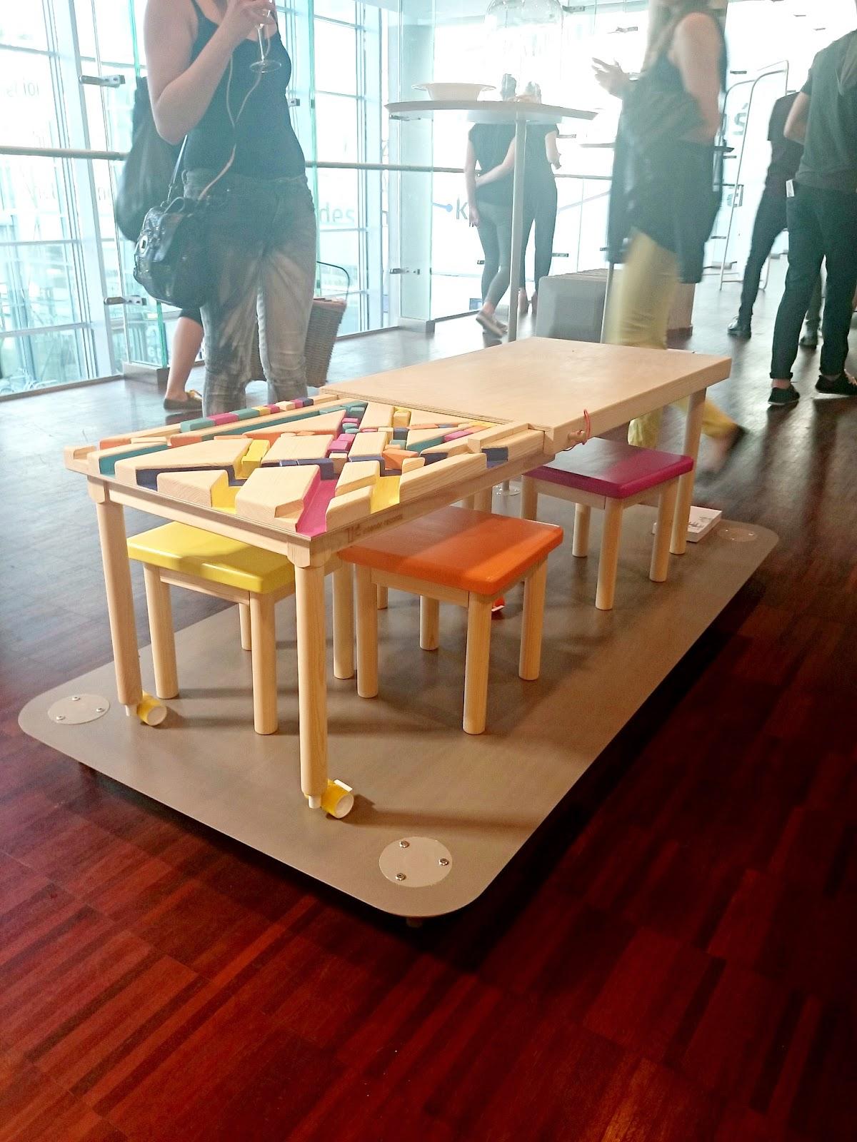 GGD,Gdynia,stolik dla dzieci,prototyp stolika dla dziecka,do pokoju dziecka,design,ekodesign,projektanci na start