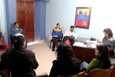 En Bailadores la prefectura trabaja para mejorar el servicio a la comunidad
