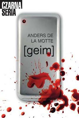 Anders De La Motte, Geim (2012)