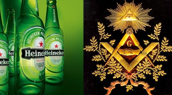 Το Μασονικό ζυθοποιείο της Heineken-Amstel (Το βρώμικο ολλανδικό μυστικό της Heineken)