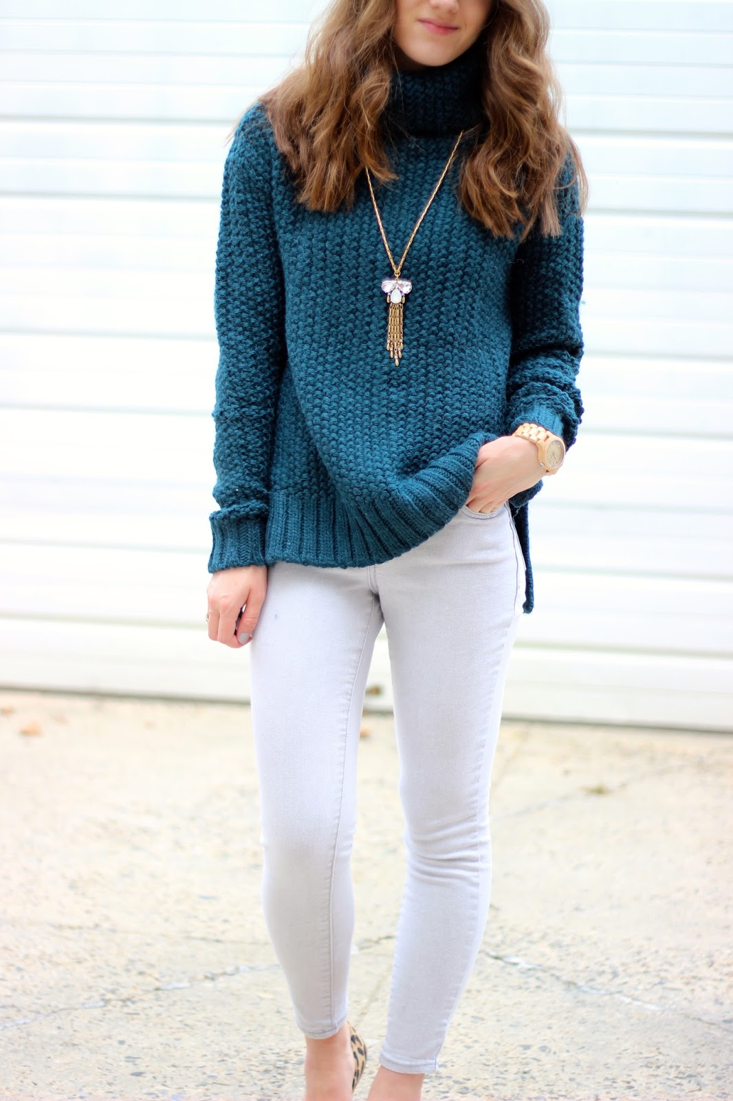 Fall Preview Friday | Chunky Knitwear