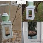 Kreativna ideja uradi sam: Hranilica za ptice