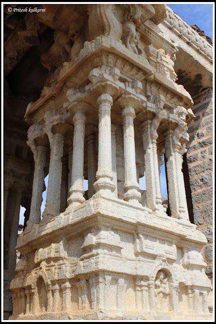 Musical Pillars at Vittala Temple