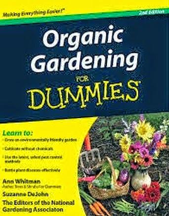 Organic Gardening for Dummies - Free books download
