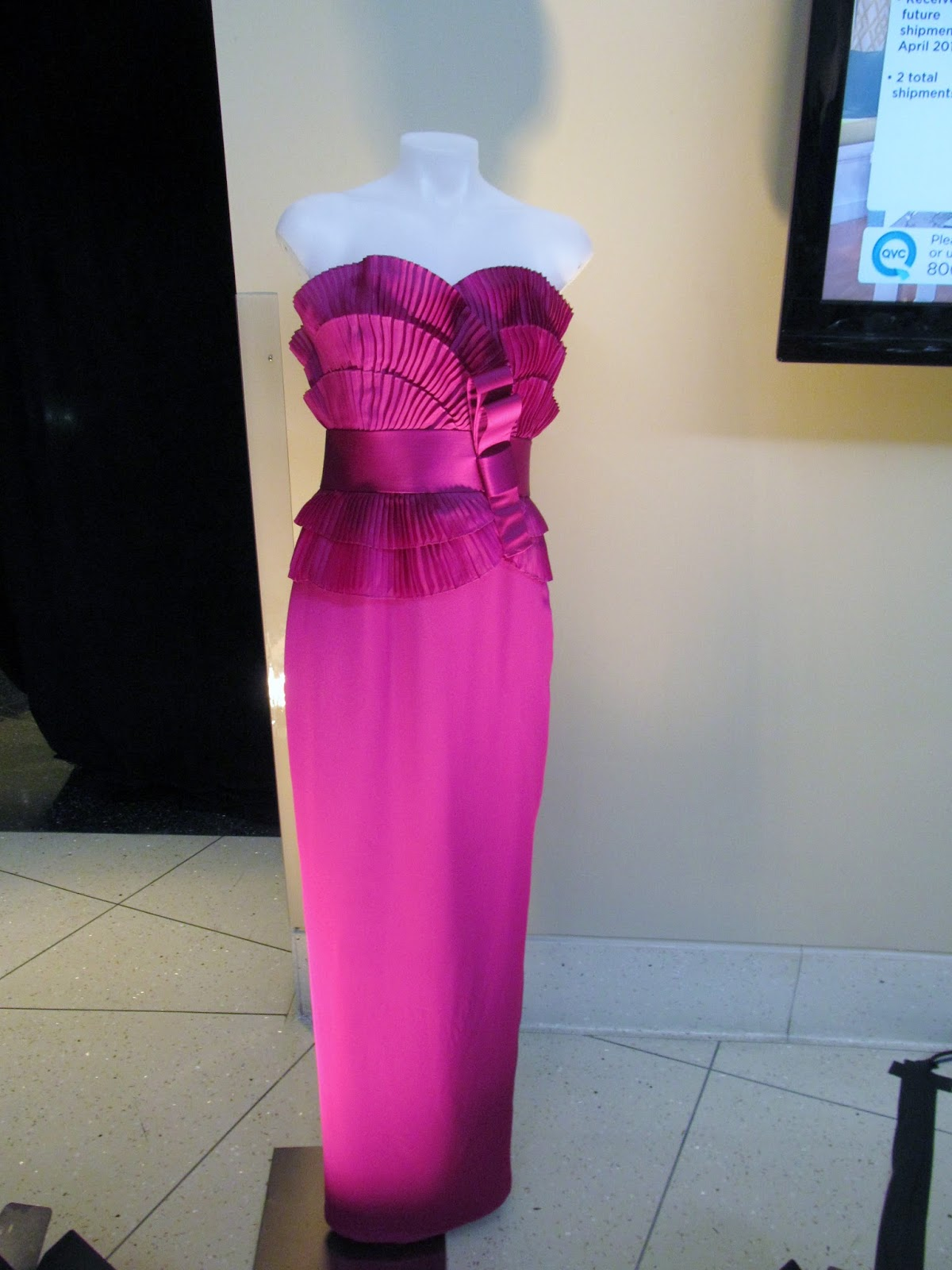 kathy robertson evening dress