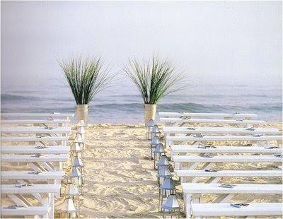 decorar una boda en la playa