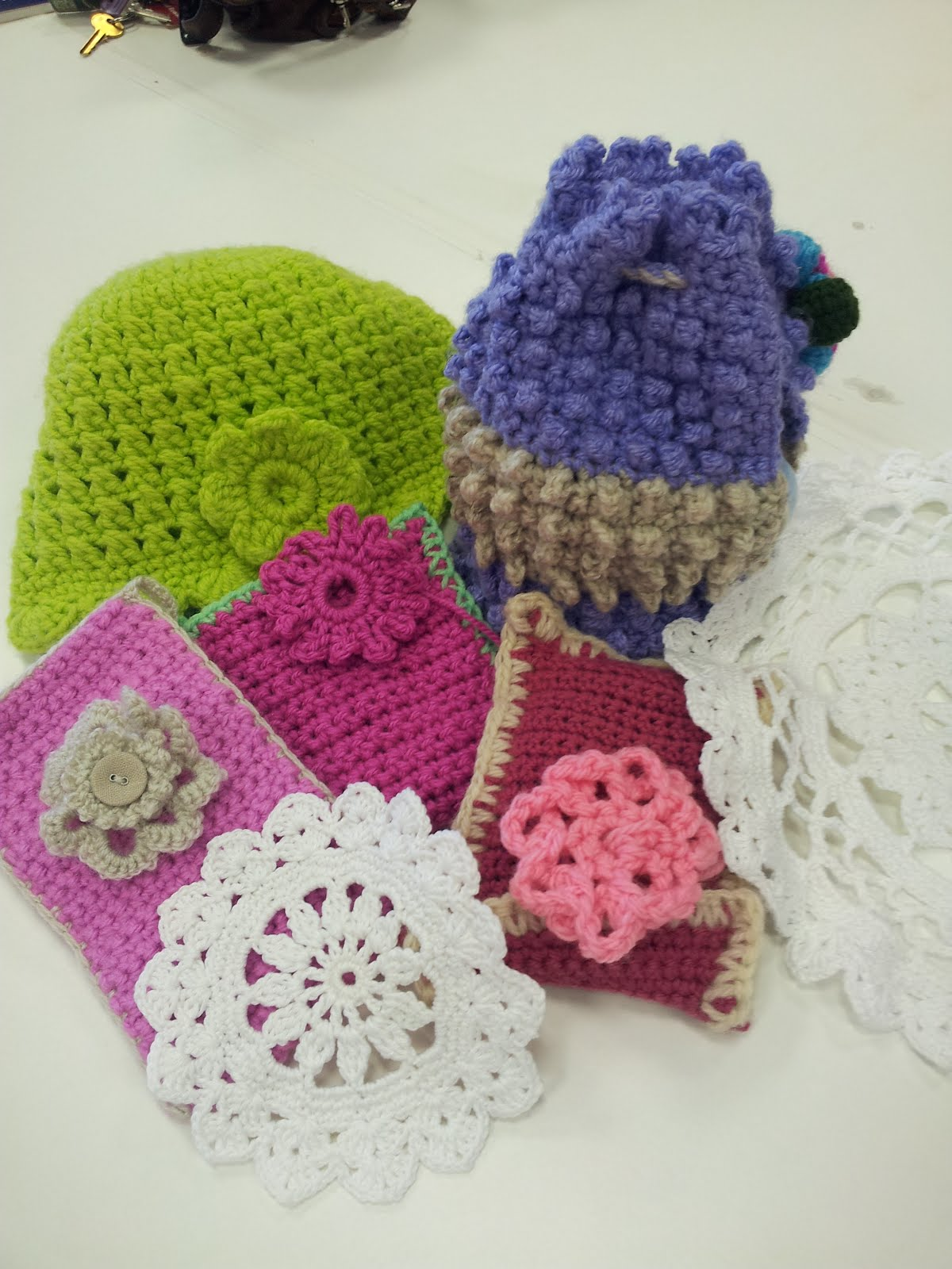 Crochet Classes with Anne Quinn