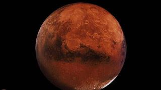 عشرة حقائق عجيبه لا تعرفها عن المريخ