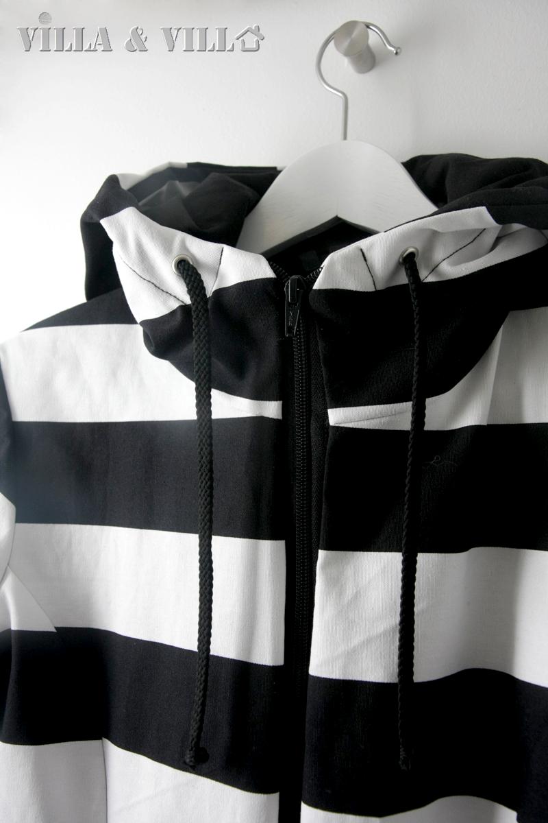 Vaikka takki on itse ommeltu ja vieläpä Ikean kankaasta 16d1c9472a