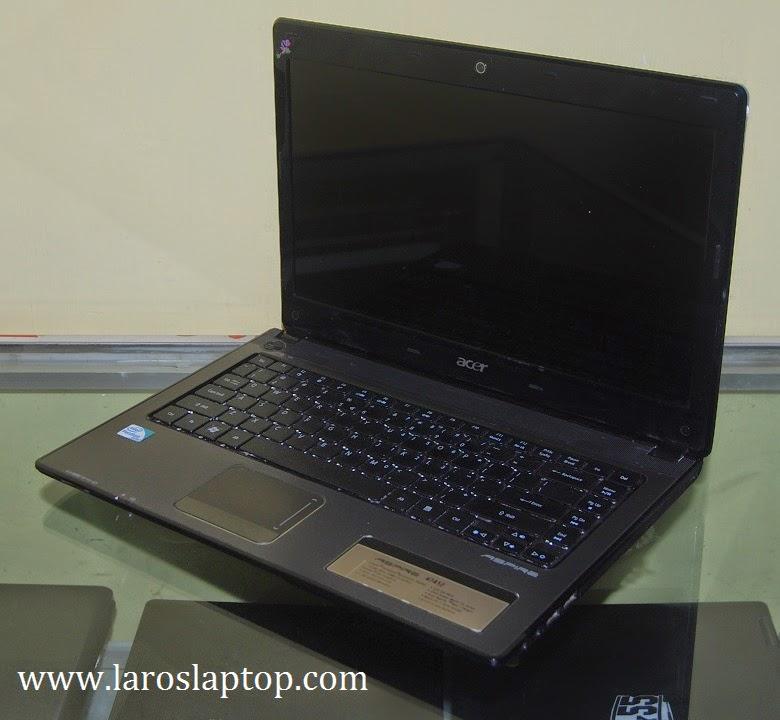 Harga Laptop Second acer aspire 4741Z