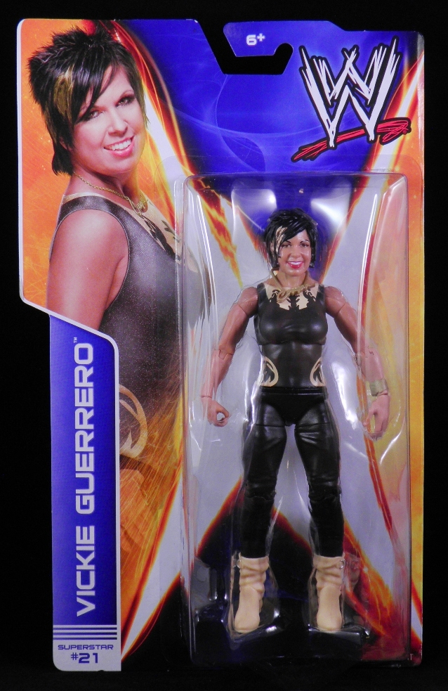 Vickie Guerrero Cougar Necklace She's Fanta...