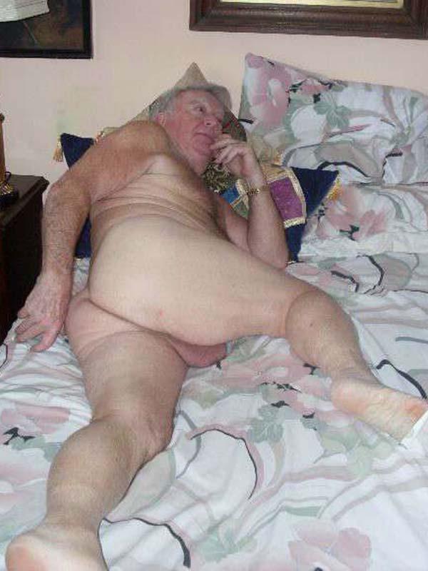 Bi sexual grandpa