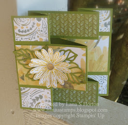 Saturday Stampers / Great card techniques! / This will be one of our card projects.